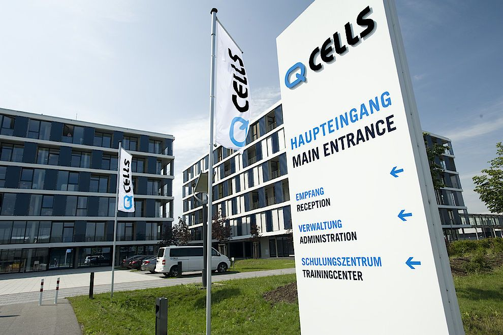 Q Cells acquires a portfolio of 940W photovoltaic projects from Ric Energy...